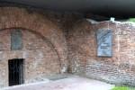 Кража из святыни - в Брестской крепости злоумышленники похитили мемориальную дос