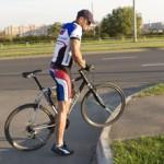 В белорусском Бресте велодорожки хуже, чем в польском Тересполе?