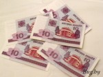 банкноты номиналом 10 и 20 рублей