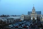 открытие обновлённого здания Брестского ж/д вокзала