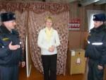 На избиратеольном участке в Березовском районе