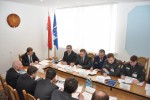 Анатолий Кулешов принял участие в заседании администрации Московского района