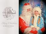 Новогоднее поздравление+фото с Дедом Морозом в Бресте