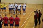 Турнир по волейболу среди любителей посвященный 72-й годовщине со дня образовани