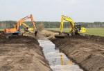 Мелиорация в Брестской области - миллиарды закопанные в землю