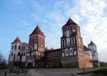 Мирский замок (фото)