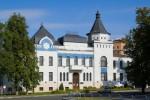Художественный музей в Могилеве на банкноте в 200 тысяч рублей