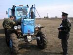 Угоняли «Белорусы» во чужую сторону