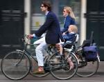 Велопарковки и велодорожки