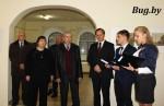 открытие выставки художника Медведева