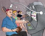 зависимость от азартных игр