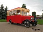 ретро-автобус ЗИС-8